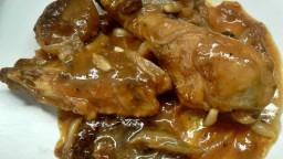 Rostit de pollastre amb fruits secs