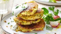 Hamburgueses de patata