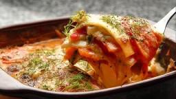 Lasanya de pastanaga