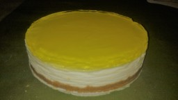 Cheesecake de llimona