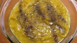 Crema de carbassa i porro
