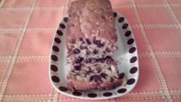 Plum cake de llavors de xoco sense minipimer