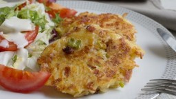Remenat de patata amb cansalada